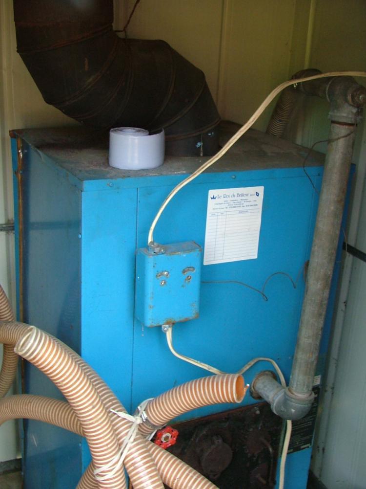Chauffe eau usag pour piscine vendre sherbrooke canton for Chauffe eau propane piscine
