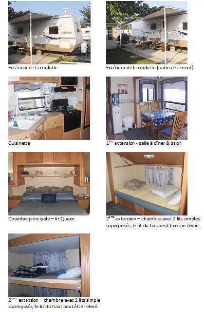 roulotte vendre dutchmen 2007 30 pieds annonce class e. Black Bedroom Furniture Sets. Home Design Ideas