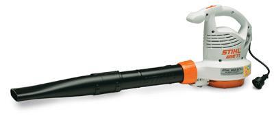 Bge71 souffleurs aspirateur lectrique stihl - Aspirateur souffleur stihl ...