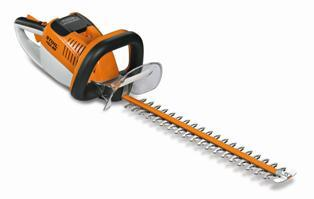 Hsa66 batterie taille haies stihl for Taille haie stihl batterie