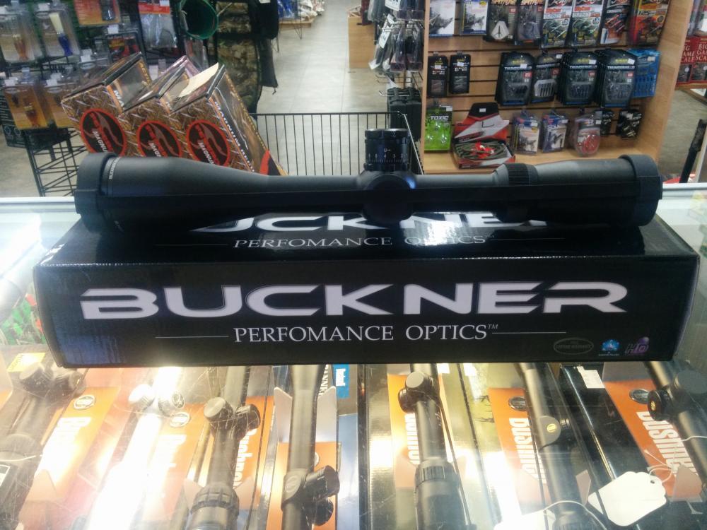 Buckner Benchmark 4- 16 x 44mm SF