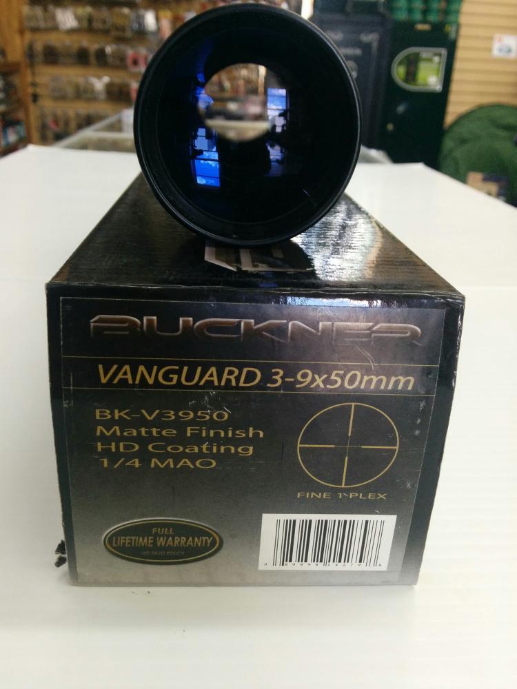 Buckner Vanguard 3- 9 x 50mm