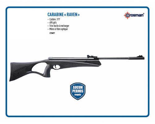 Carabine « Raven »