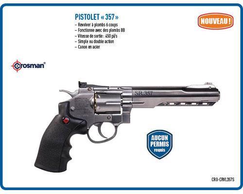 Pistolet « 357 »