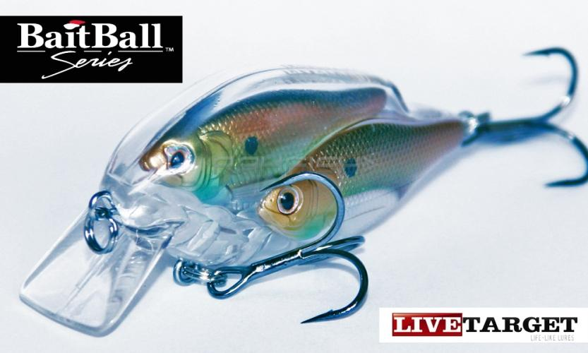 Leurres / Bait Ball Live Target Fishing Lures