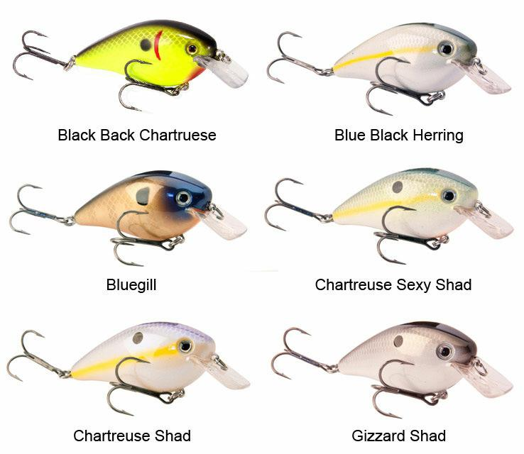 Leurres / Strike King Fishing Lures
