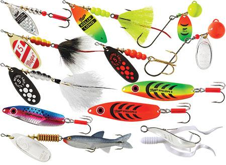 Leurres / Mepps Fishing Lures