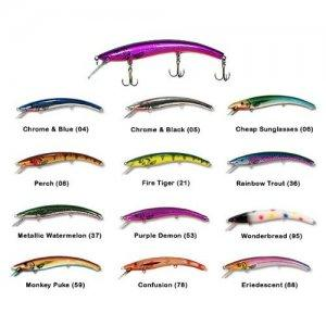 Leurres / The Reef Runner Fishing Lures