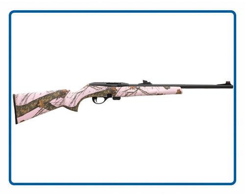 Carabine Remington 597 Pink Camo Semi-Auto