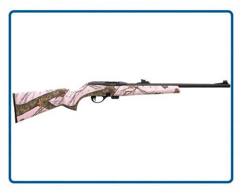 Carabine Remington 597 Pink Camo Semi-Auto
