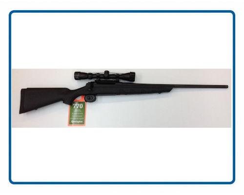 Carabine Remington 770 30-06 SPGR WIN avec Scope (Calibre Variée)