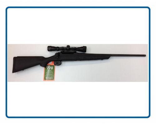 Carabine Remington 770 30-06 SPGR WIN avec Scope (Calibre Variée)