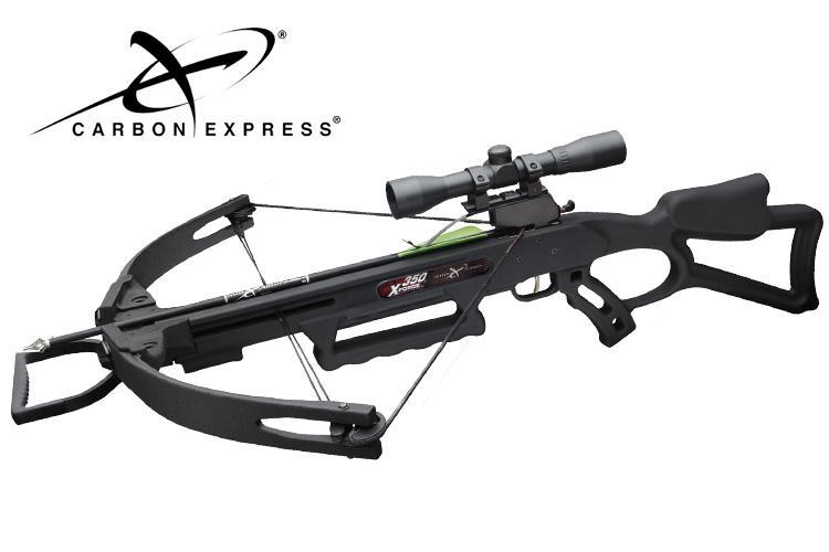 Arbalète Xforce 350 Carbon Express