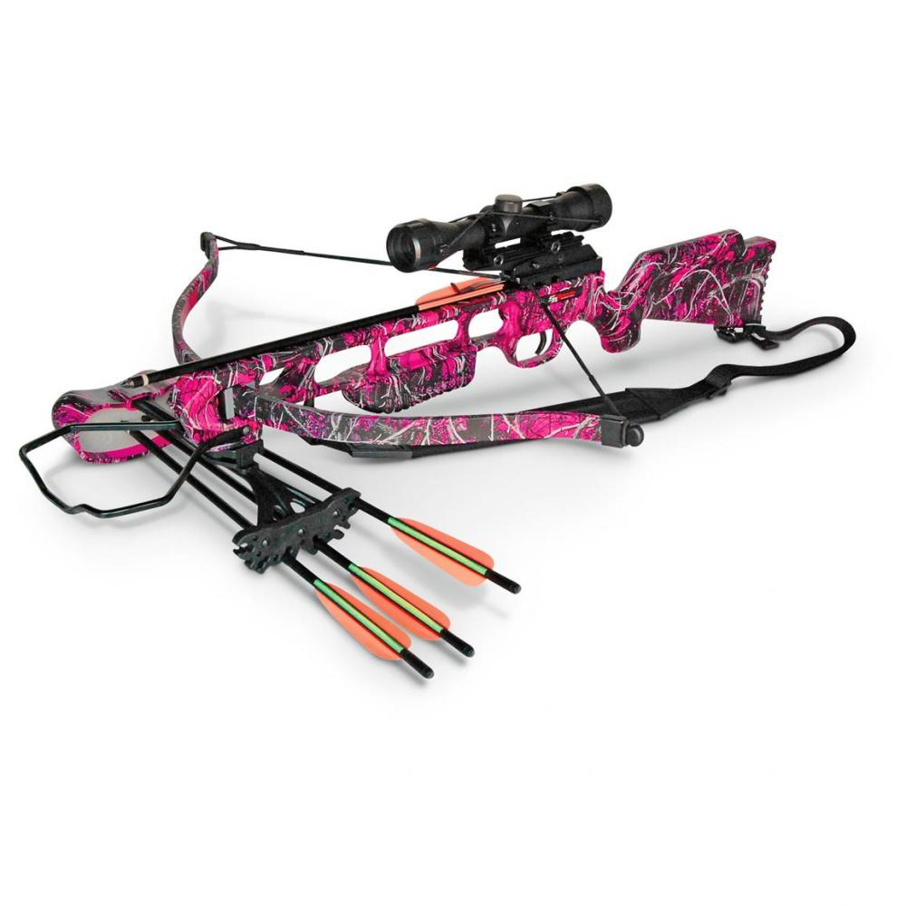 Arbalète Fever Camo Muddy Girl®