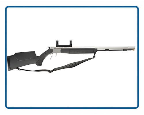 Carabine CVA Optima V2 Calibre .50 Noir SS (Poudre Noir)