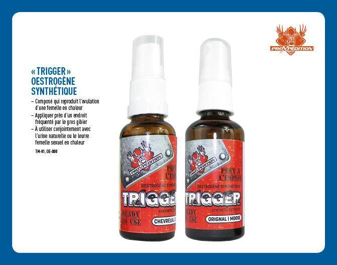 ''Trigger'' Oestrogène Synthétique