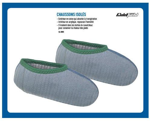 Chaussons Isolés