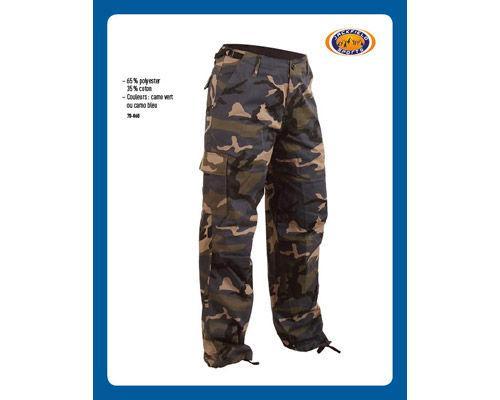 Pantalons Camo