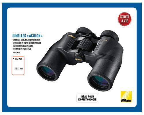 Jumelles « Aculon » Nikon