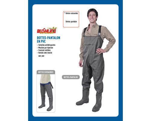 Bottes-Pantalon en PVC
