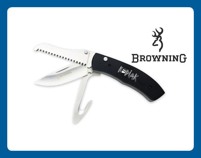 Couteau Kodiak F.D.T Browning