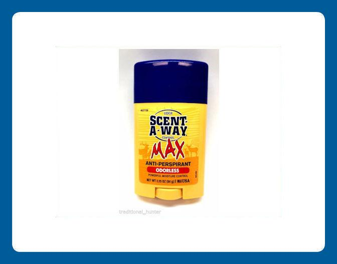 DÉODORANT INODORE ''Scent-a-way'' MAX