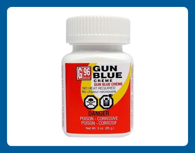 Creme Solide Gun Bleu