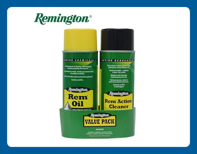 Nettoyant Rem Oil et Rem Action Cleaner
