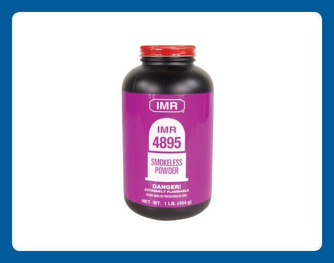 Smokeless Powder IMR 4895