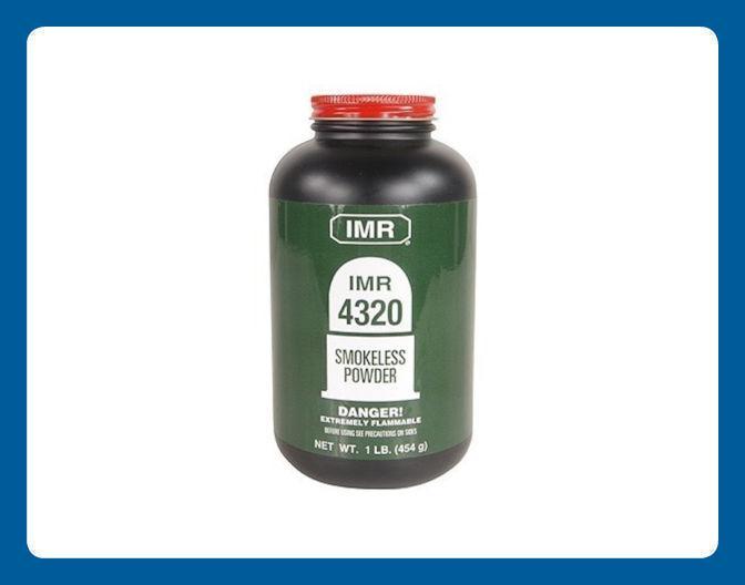 Smokeless Powder IMR 4320