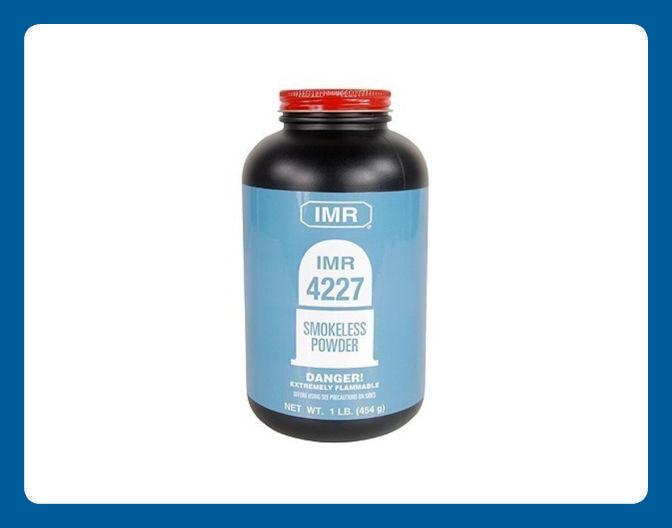 Smokeless Powder IMR 4227