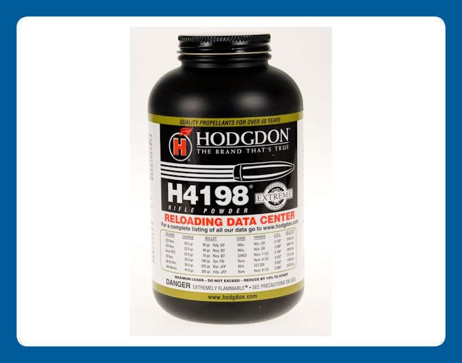 Hodgdon H4198 Rifle Powder