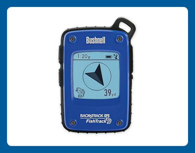 GPS Bushnell Hunt Track
