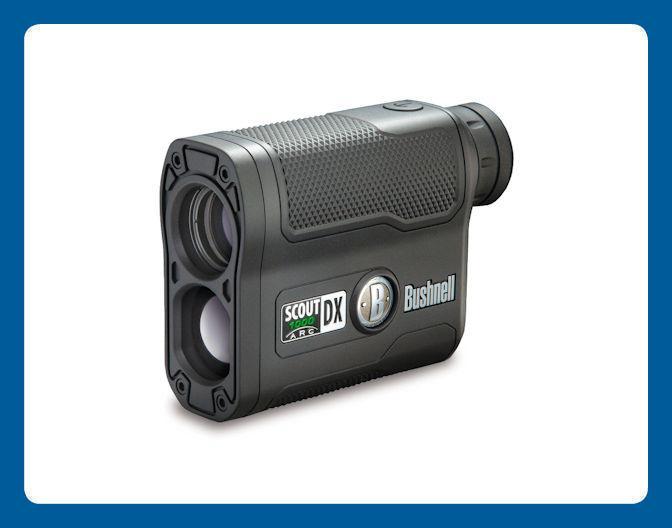 Télémètre Laser Bushnell Scout 1000 Arc
