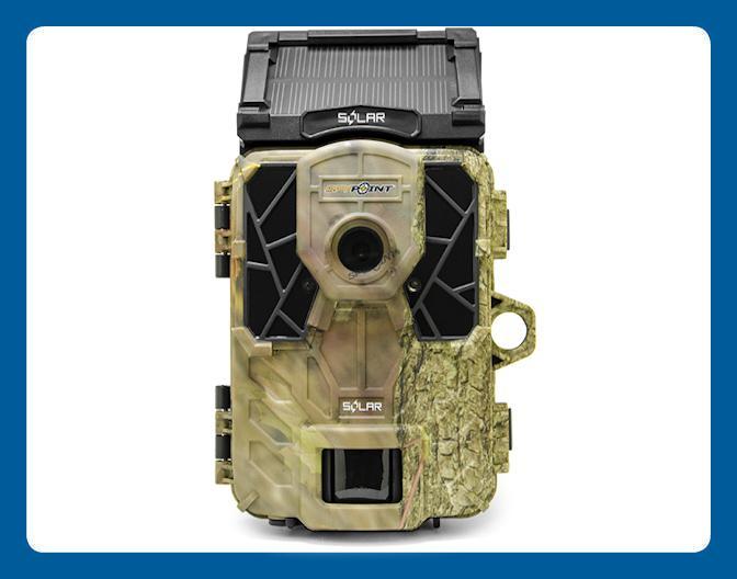 Caméra de Chasse Solaire Spypoint