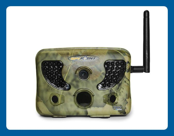 TINY-PLUS Caméra Sans Fil Spypoint