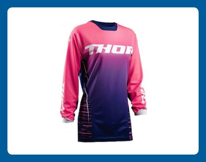 Chandail Thor Rose/Mauve