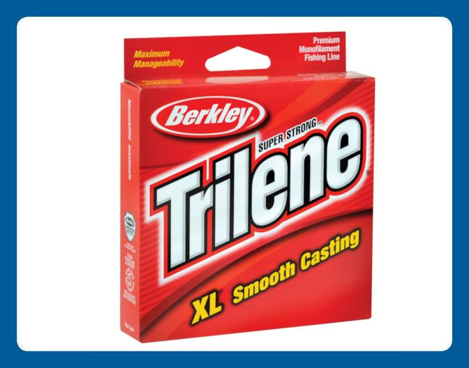 Ligne à Pêche Berkley Trilene XL