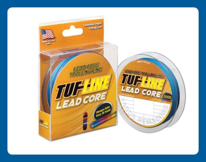 Ligne à Pêche Tuf-Line Lead Core