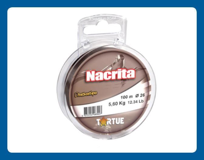 Ligne à Pêche Nacrita
