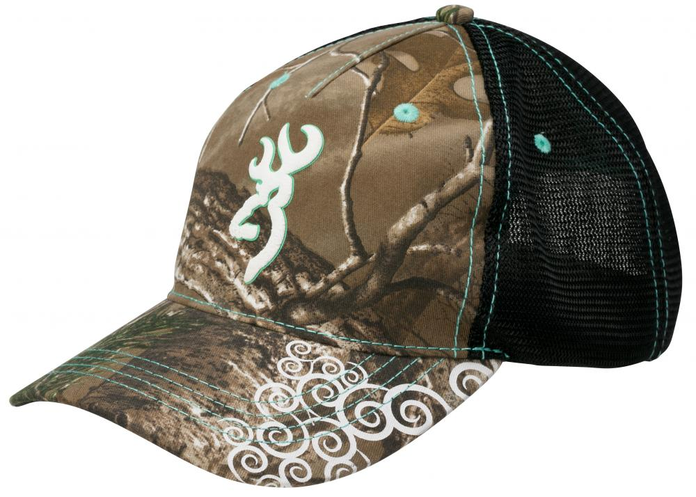 CASQUETTE BROWNING TAGGED OUT TURQUOISE
