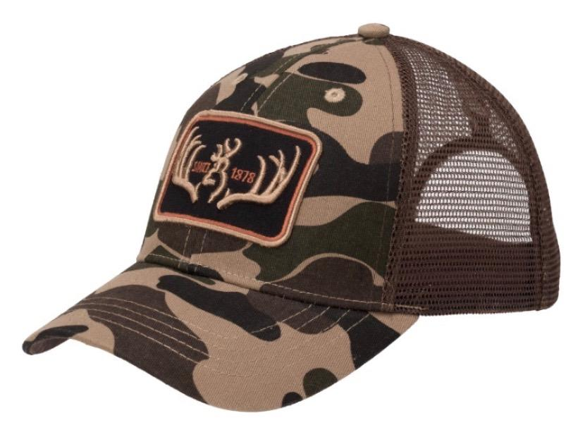 Casquette Browning Racked