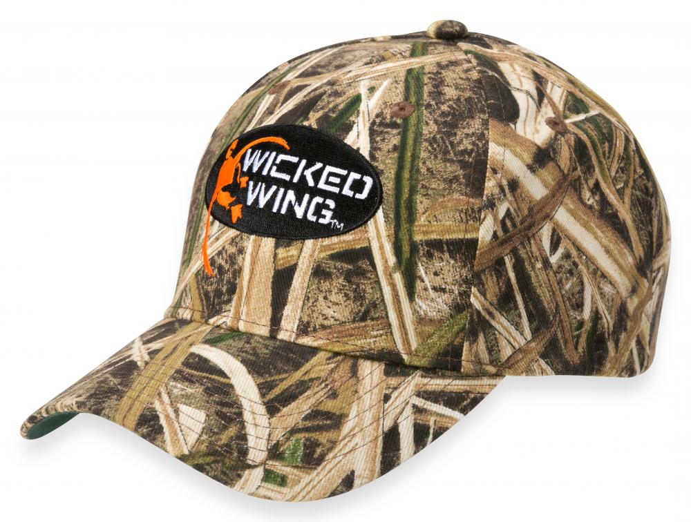 Casquette Browning Wicked Wing - Mossy Oak Shadow Grass Blades