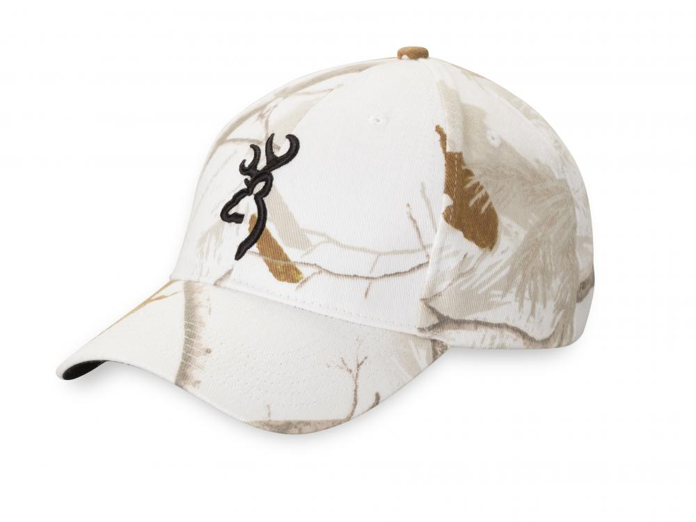 Casquette Browning Rimfire - Realtree Snow Camp