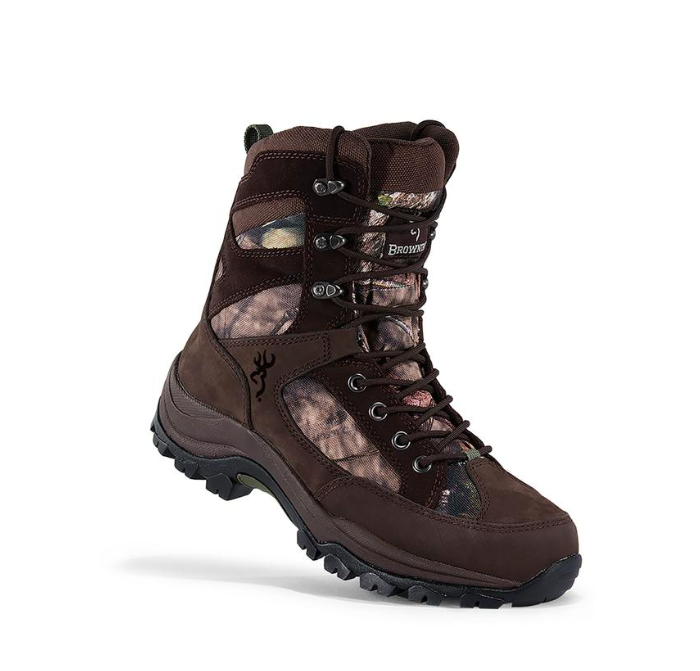 Bottes de chasse Browning 8'' Buck Pursuit - Mossy Oak Country