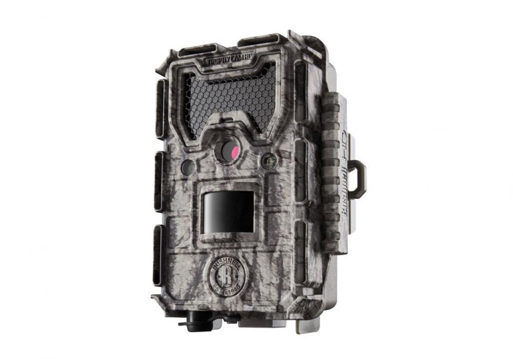 Piège Photographique Bushnell Trophy Cam HD - Aggressor 24MP No-Glow