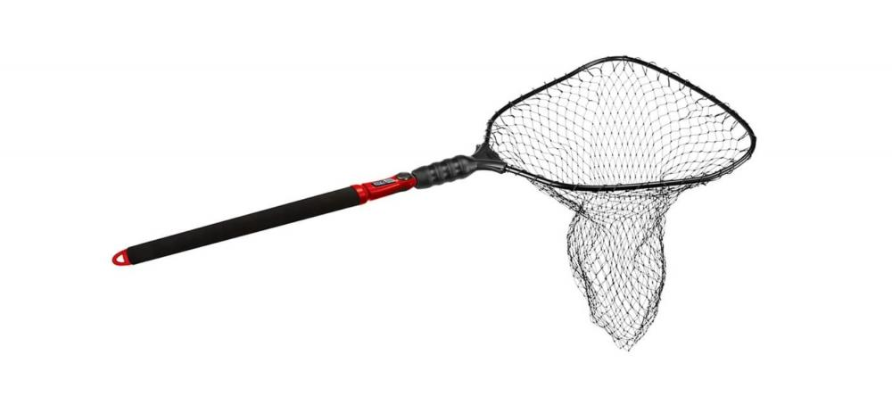 EGO S2 SLIDER - LARGE 22 RUBBER COATED NYLON NET