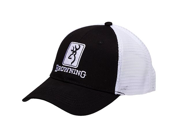 Casquette Browning Dry Creek Mesh Black