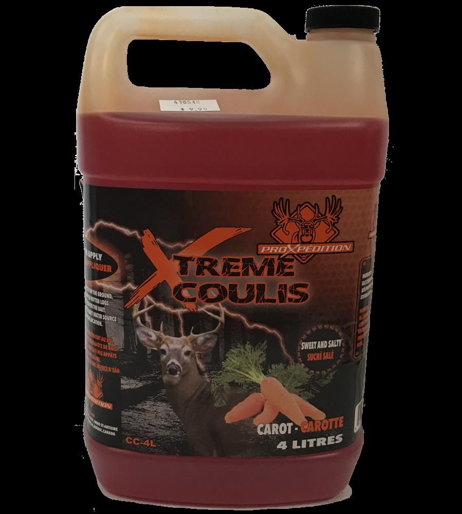 ProXpédition Xtreme Coulis Carrotte 4L