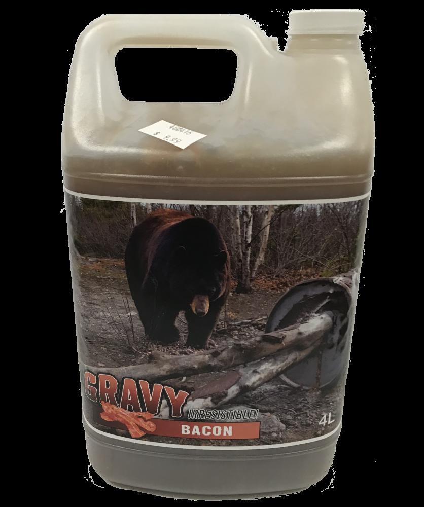 Gravy Irresistable Bacon 4L